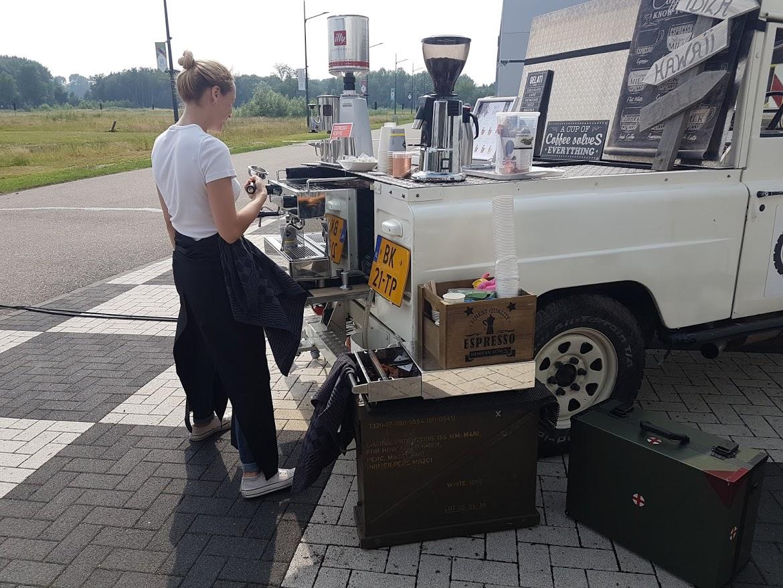 4x4 Coffee Company