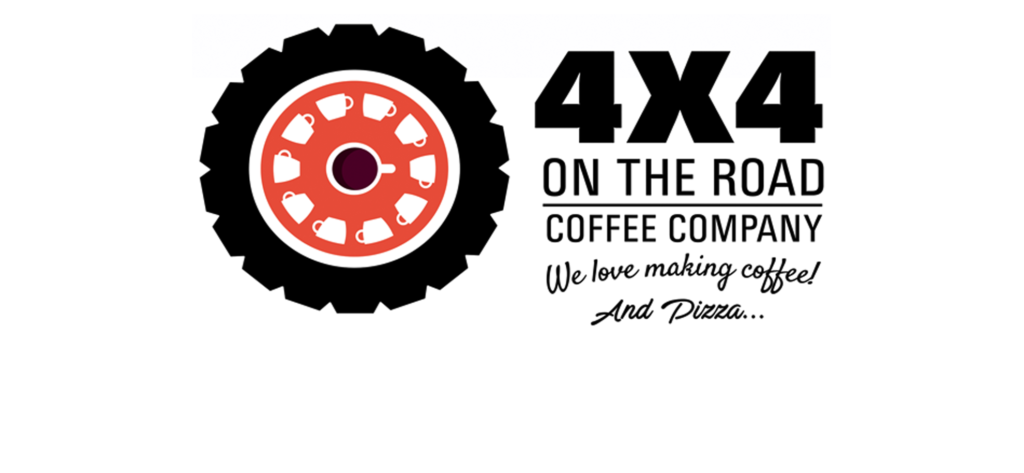 4x4 Coffee Company logo