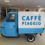 Vespa Piaggio mobiele espressobar